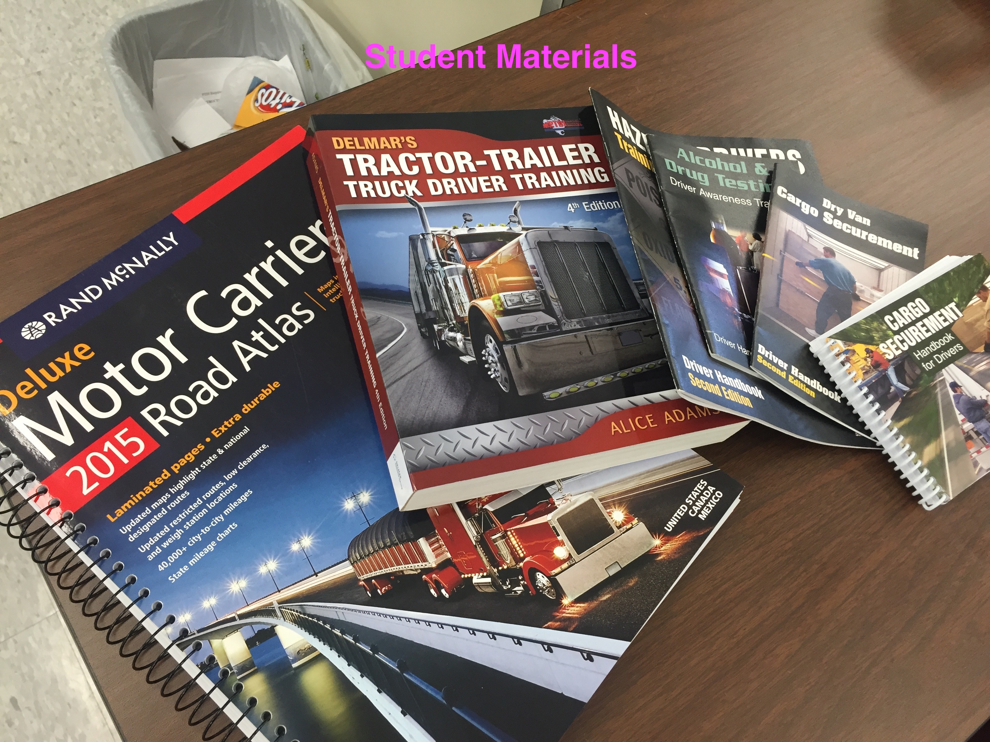 Professional Truck Driver Institute About